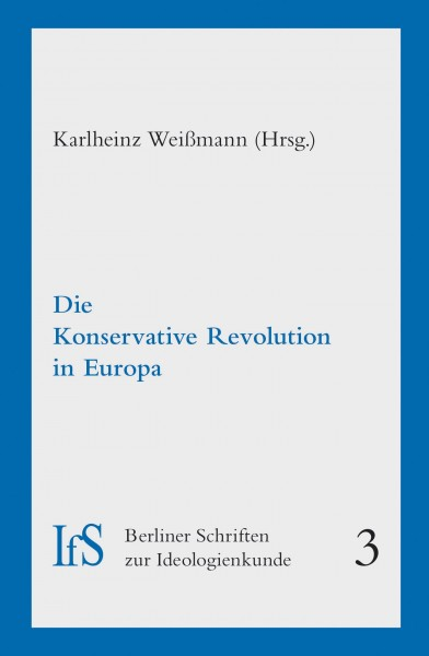 Die Konservative Revolution in Europa